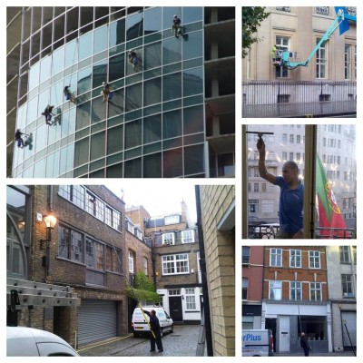 Recruiting Window cleaners London area