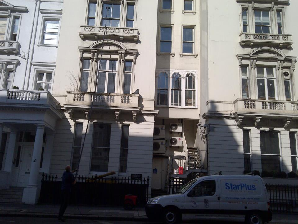Window Cleaning South Kensington