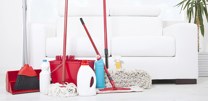 Janitorial Cleaning Supplies